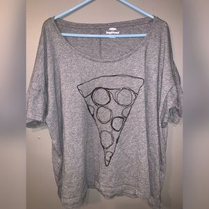 🎈2 for $11🎈Pizza Tee